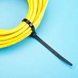 L'abitudine gradua l'auto secondo la misura che chiude la fascetta ferma-cavo a chiave di nylon (TC005-2010)