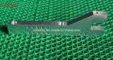 Peça de alumínio da elevada precisão pelo CNC que mmói para o equipamento da maquinaria