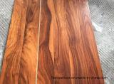 """3/4 """" suelo de oro grueso de la madera dura del acacia"""