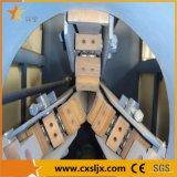 extrusion de pipe de PVC de 75-160mm/chaîne de production