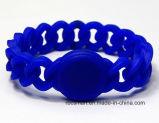 Wristband NXP MIFARE&reg del silicone di RFID; Desfare EV2 4k che segue braccialetto