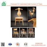 Деревянные кухонные обеденный стул с подлокотником