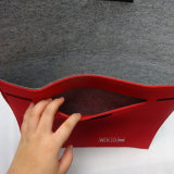 Подгонянный мешок iPad войлока с квадратной формой