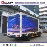 P5/P6/P8/P10 fixes installent annoncer l'écran/panneau/mur/panneau-réclame/signe de location d'affichage vidéo de DEL pour le camion mobile