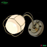 Europäische Art-Glasinnenwand-Lampe für Anzeige