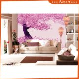 Сказочный пурпуровая конструкция картины вала для домашней картины маслом украшения