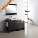 Шкаф тщеты ванной комнаты твердой древесины верхнего качества Fed-1107