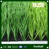 Естественные мягкой искусственной травы для футбола и футбол