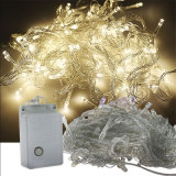 20m 200LED Christmas Lighting String 8 Funções Outdoor Decoration