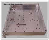 CNC 맷돌로 가는 알루미늄에 의하여 기계로 가공되는 필터 주거