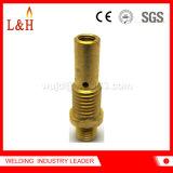 Spitze-Halter-Gas-Diffuser (Zerstäuber) des Kontakt-50A kompatibel für Tweco Schweißens-Fackel