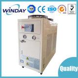El agua utilizada plástico Sistema de refrigeración Chiller Chiller enfriado por aire de refrigeración de la máquina