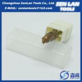 Торцевая фреза карбида вольфрама HRC45/55/60/65 твердая для подвергать механической обработке CNC