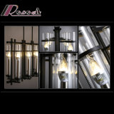 Traditionelle dekorative Kerze-hängende Glaslampe für Hotel-Projekt