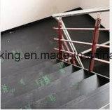 Feuille blanche de couleur noire de l'impression polypropylène PP Feuille de plastique ondulé double mur/Akylux du Coroplast feuille Corflute