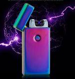 USB, der doppeltes Lichtbogen-Plasma Tesla Feuerzeug auflädt