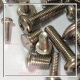 Tornillo Torx del pisón de la pista del botón del acero inoxidable ISO14583