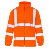 こんにちは気力のポケットが付いている反射防水防風の交通安全のジャケット