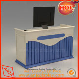Shop Counter Design Display Unit