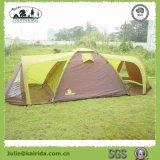 4 Personen-Familien-Zelt mit Wohnzimmern den 1 Schlafzimmer-2