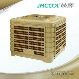 Energien-Einsparung-Verdampfungswüsten-Kühlvorrichtung mit Wasser-Vorhang