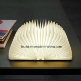 La lectura de libro de la luz con una función de luz LED