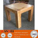 簡単な中国のカシのコーヒーテーブルの木の家具
