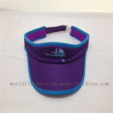 Kundenspezifische Förderung-Golf-/Tennies-Masken-Schutzkappe mit Drucken-Firmenzeichen