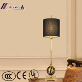Современная лампа древних роскошных латунные напольный светильник для