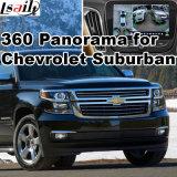 Interfaccia di panorama 360 & di retrovisione per Chevrolet Malibu Silverado Colorado ecc suburbano con lo schermo del getto dell'input di segnale di Lvds RGB