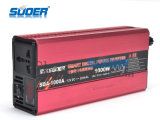 Suoer Solar Power Inverter 1000W Power Inverter DC 12V a AC 220V Smart Power Inverter (SQA-1000A)