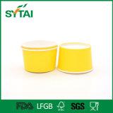 ciotola di carta di uso di una volta dell'alimento di 12oz/14oz/16oz Frzen per la tazza del yogurt