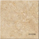 Azulejo de suelo Polished por completo esmaltado de mármol de la porcelana del azulejo del diseño
