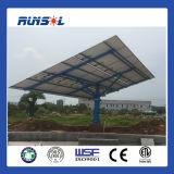 Solarverfolger-System für Solarbauernhof-Projekt