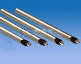 Tubo de latón estañado de condensador y los intercambiadores de calor, evaporadores de agua, purga de la caldera intercambiadores de calor, enfriadores de aire, latón C44300 C68700 Hsn70-1 Hal77-2