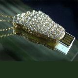 Nueva joyería del diamante USB Stick USB Pendrive (TF-0352)