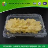Индивидуальный одноразовый пластиковый контейнер для пищевых продуктов