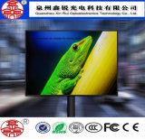 Módulo impermeable al aire libre a todo color de la visualización de LED del peso ligero de P6 SMD