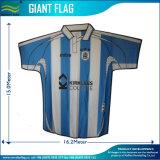 フットボールのイベントフラグ、巨大なフラグ、巨大なTシャツのフラグ(J-NF11F06003)