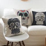 柔らかい綿のソファのためのリネンテラスのクッション