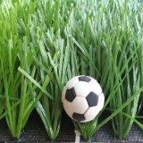 Preço barato Grama artificial para campo de futebol, campo de futebol e futsal
