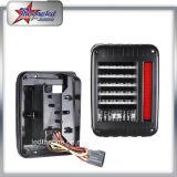 Светодиодный задний габаритный фонарь для Jeep Wrangler 6*8 дюйма тормоза заднего хода повернуть лампу Singnal обратно вверх задний парковочный фонарь стоп лампу системы освещения дневного движения