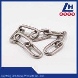 El estándar japonés Cadena de eslabones de acero inoxidable