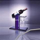 Freies Acrylwein-Ausstellungsstand-Gerät Btr-D2001