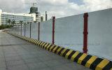 Rápido instalar trilhos fortes do ferro da cerca da construção de aço