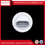 Luifel van het Weer van de Bal van het Aluminium van de Kleur van de Verspreider van de airconditioning de Witte