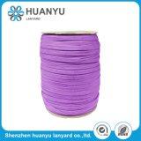 Corda tessuta poliestere elastico di stile di sicurezza per la decorazione