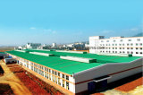 Diseño de construcción prefabricados, la construcción de la estructura de acero doble Span taller/Bridge'/Shopping Mall