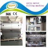 6 têtes olive automatique/Servo Moteur d'huile végétale Machine de remplissage