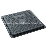 Steel Screws를 가진 가벼운 Duty SMC Square Manhole Cover